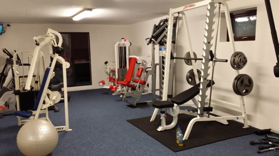 West Country Inn: Gym