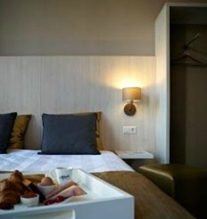 Hotel Apple Inn : double room