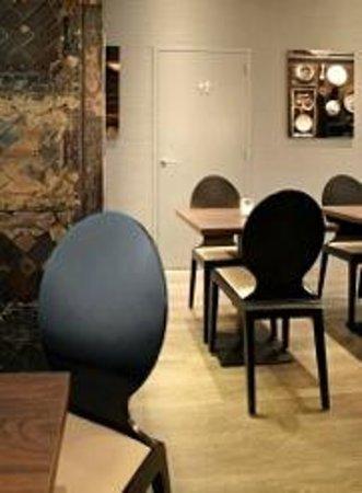 Hotel Apple Inn : breakfast room