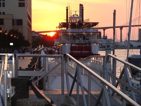 Savannah Historic District: Rio Savannah.