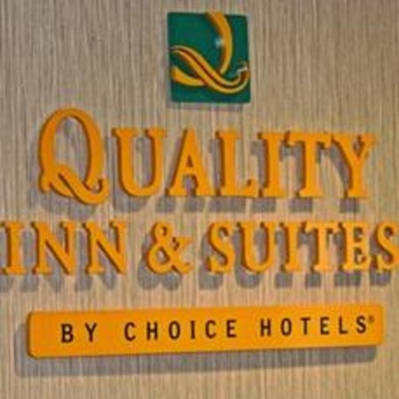 Quality Inn & Suites: Welcome to Quality!