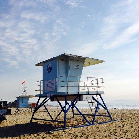 Dream Inn: Beach not to far away
