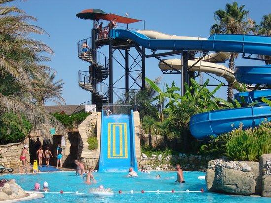 Limak Arcadia Golf & Sport Resort: Rutschen für groß und klein