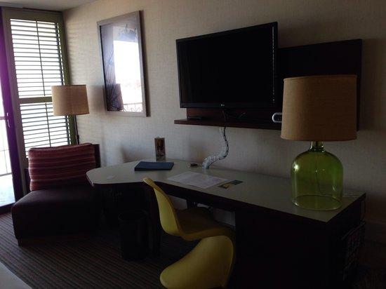 Dream Inn: Room