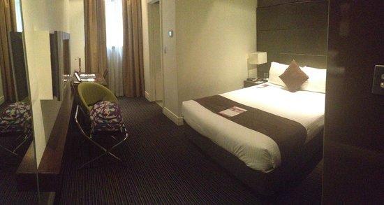 Rendezvous Hotel Melbourne: Superior Room