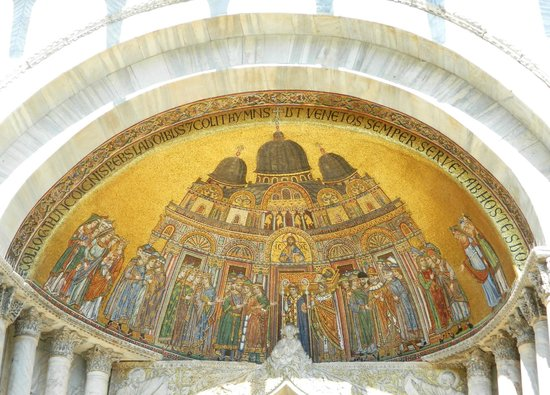 Basilique Saint-Marc : Basilica di San Marco