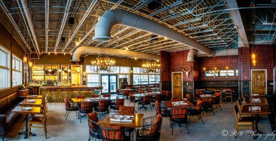 Venga Venga Cantina and Tequila Bar: Interior