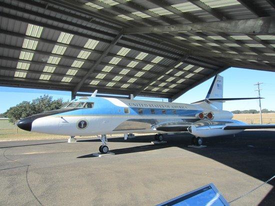 "Lyndon B. Johnson National Historical Park: LBJ's ""Air Force One-Half"""