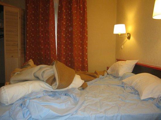 Hotel Atlantic: Room