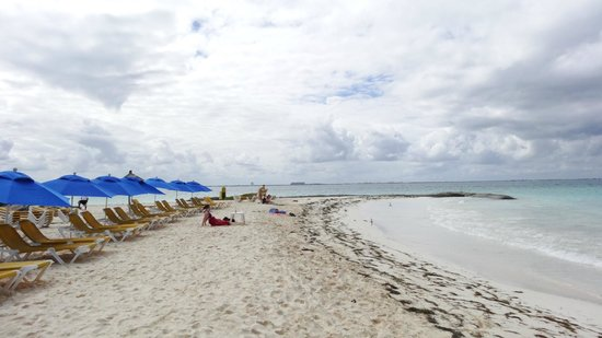 Playa Norte: excellent spot