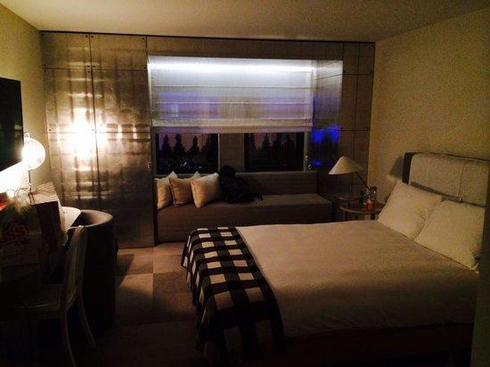Morgans New York Hotel: Comfort Room