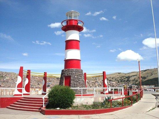 Tayka Hostel: port