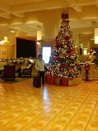 Hilton Miami Downtown: lobby
