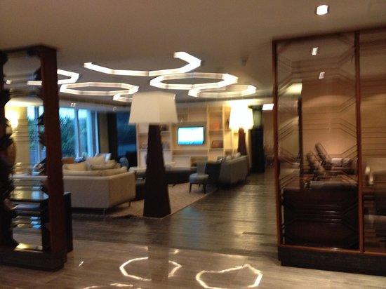 JW Marriott Hotel New Delhi Aerocity: Executive lounge