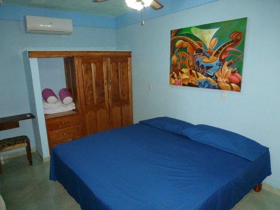 Brisas Sierra Mar Hotel: Oceano - casa bedroom