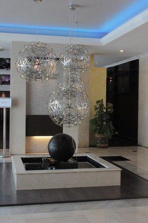 Regalodge Hotel Ipoh: lobby