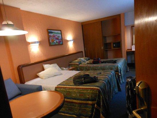 Hotel Metropol: habitacion doble