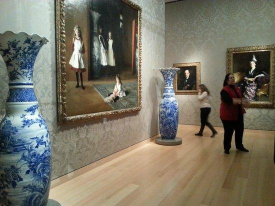 Museum of Fine Arts : John Singer Sargent