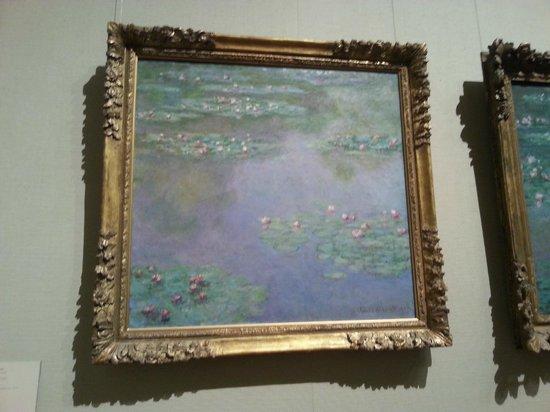 Museum of Fine Arts : Monet