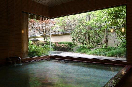 Kinosaki Onsen Nishimuraya Honkan: 尚の湯