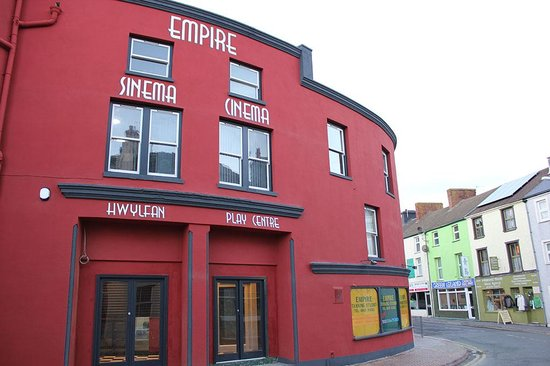 Holyhead Empire Cinema