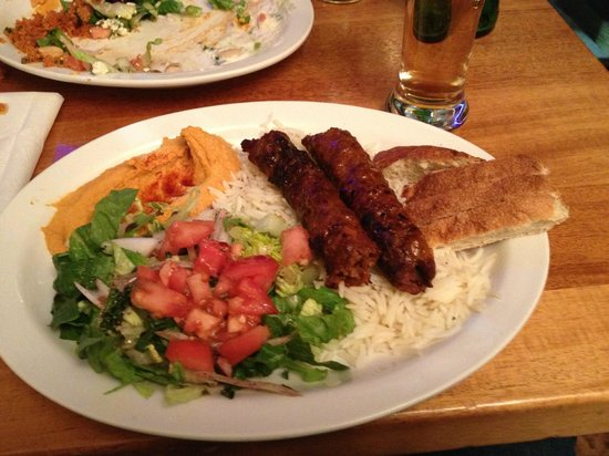 Sultan Kebab: Adana Kebab