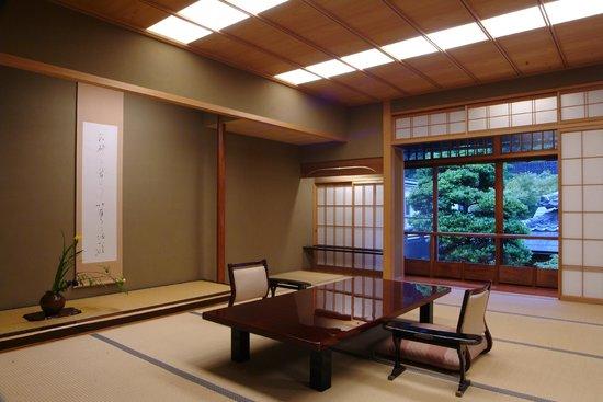 Nishimuraya Honkan: 蓬莱の間
