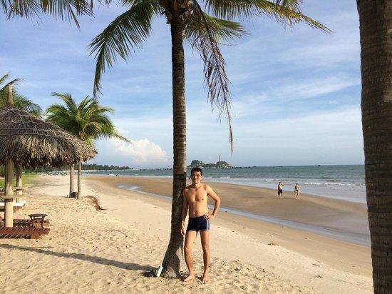 Princess D'An Nam Resort & Spa : Lovely beach