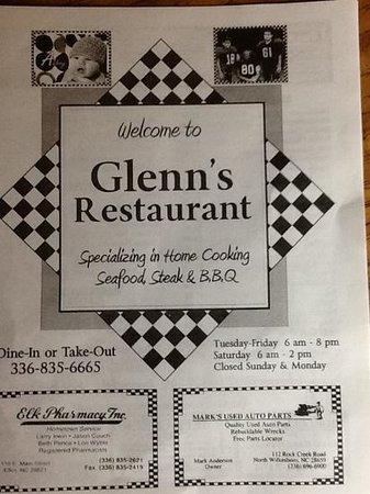 Glenn's BBQ