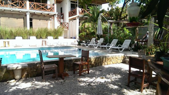 Principe del Pacifico: Swimming pool