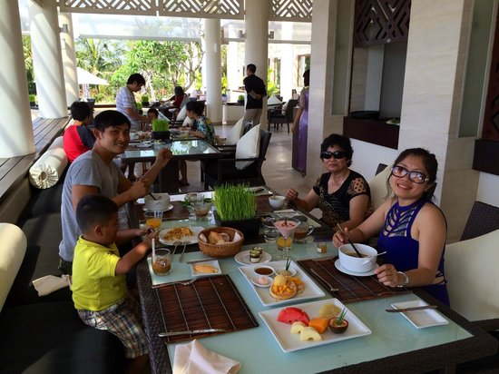 Princess D'An Nam Resort & Spa : Breakfast