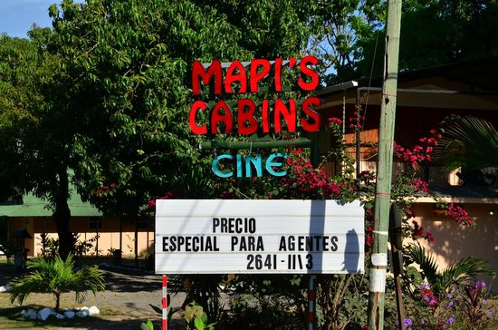 Mapi's Cabins: Where I stayed