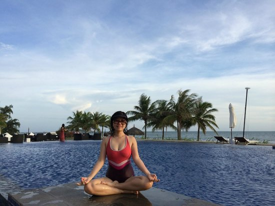 Princess D'An Nam Resort & Spa: Main pool
