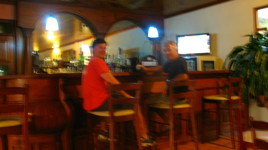Hotel Lomas Sn. Thomas: Bar