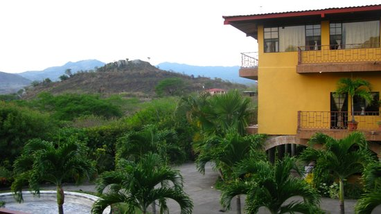 Hotel Lomas Sn. Thomas: View