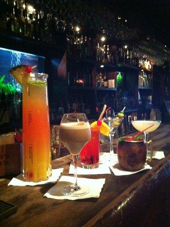 Clydz : cocktails...