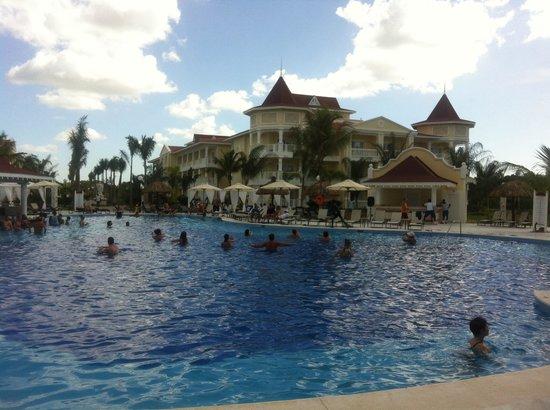 Grand Bahia Principe La Romana : Piscinaaaaa