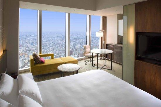 Picture Of Osaka Marriott Miyako Hotel