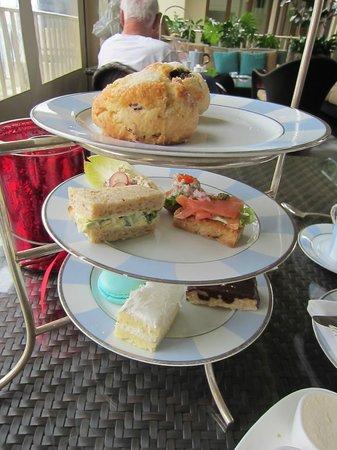 The Kahala Hotel & Resort : アフタヌーンティー