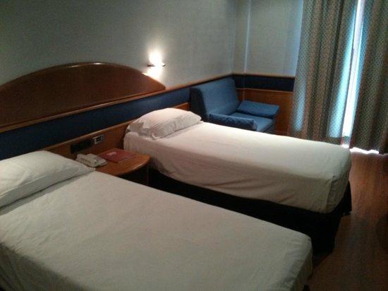 Hotel Agumar: Beds