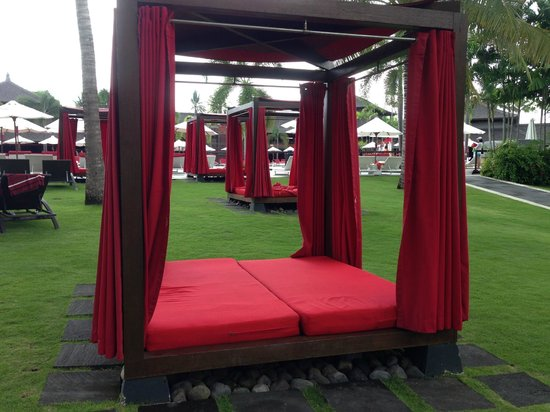 Club Med Bali : Hotel grounds
