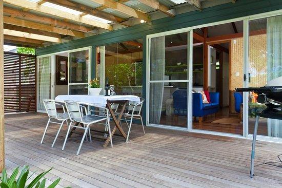 Tallow Beach Houses : Large decks