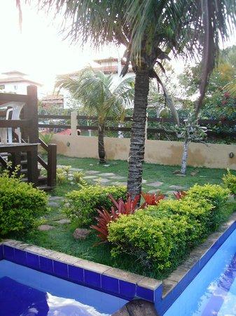 Pousada Alto Ferradura: Hermosos jardines