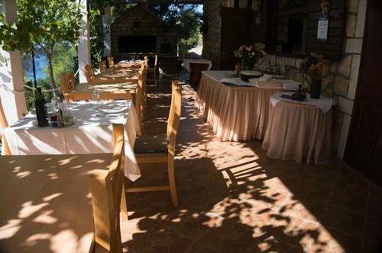 Villa Jagodna: Restaurant