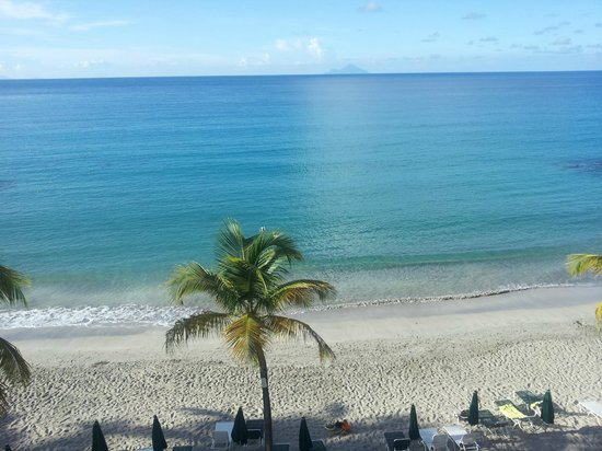 Belair Beach Hotel : The view from our balcony