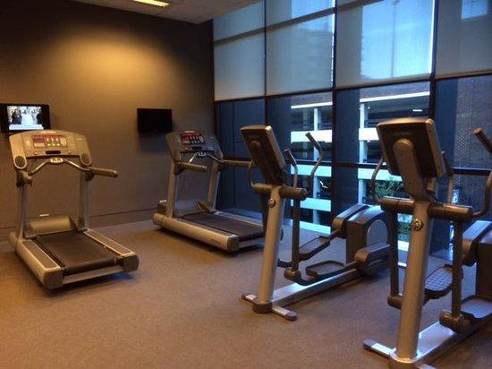Fraser Suites Sydney: Gym