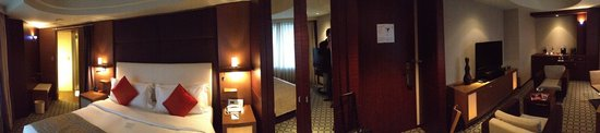 ANA InterContinental Tokyo: Jr Suite