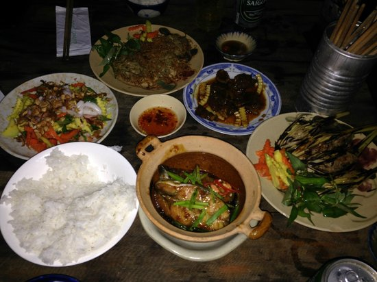Secret Garden Home-cooked Vietnamese Restaurant: yummm