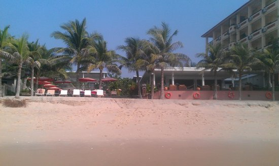 Villa Aria Muine : Beachfront