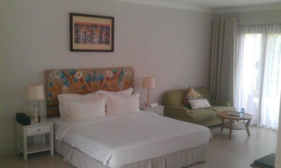 Villa Aria Muine : 2nd floor room, not a suite
